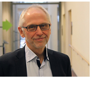 Anders OE Johansson, programchef PiiA