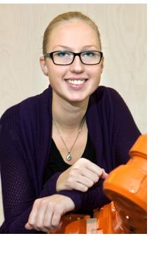 Anna Granlund, forskare p� M�lardalens h�gskola