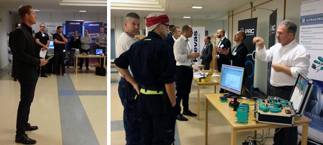 Automation Expo på Orkla Foods Sverige AB
