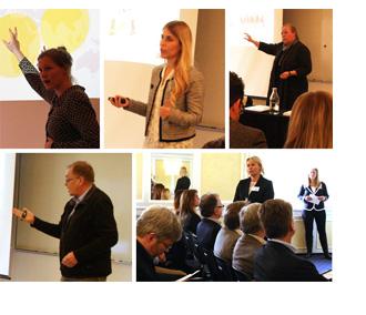 Talare vid årsmötet