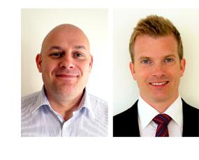 Fredrik Wåhlstrand och Ronnie Blömeke, EPLAN Software & Service AB