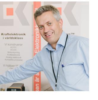 Vidar Wernöe, Elektronikkonsult