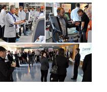Bilder från Automation Expo på Westermo Teleindustri. Fotograf: Magnus Jansson.