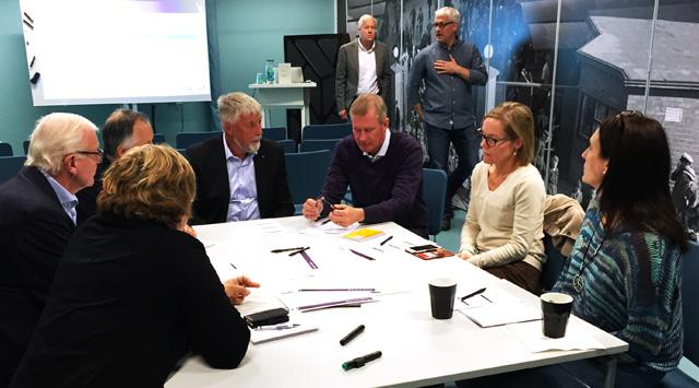 Workshop om kompetensförsörjning