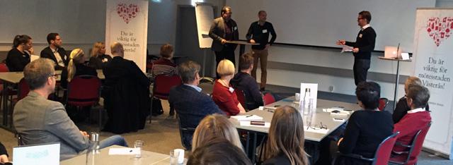 Möte på Västerås Convention Bureau
