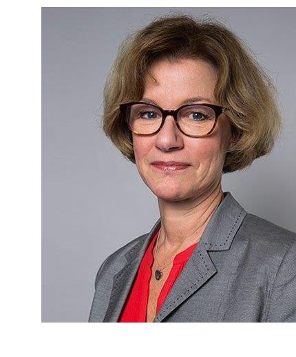 Eva Lindström, statssekreterare på Näringsdepartementet