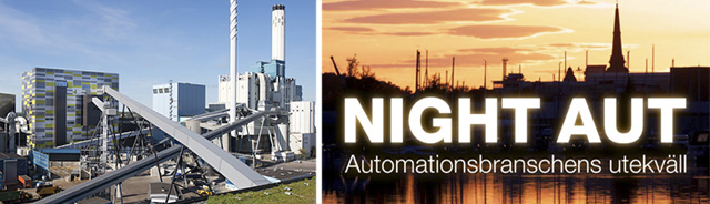 Automation Expo + Night Aut den 15 juni