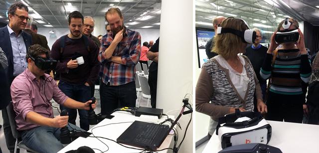 Frukostmöten om Virtual Reality