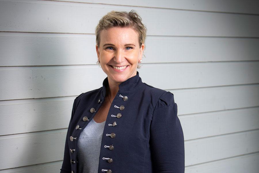 Processledare Catarina Berglund